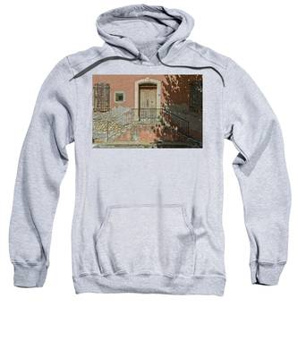 Door And Shadow Sweatshirt