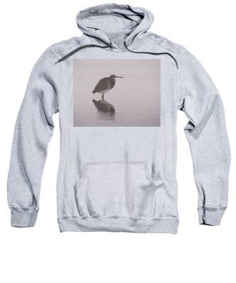 Evening Heron Sweatshirt
