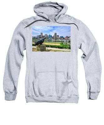 Guarding Baltimore Sweatshirt