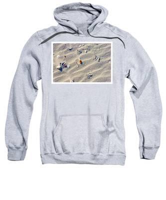 Gull Tracks Sweatshirt