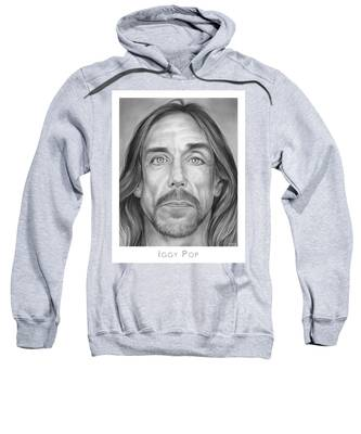 Iggy Pop Sweatshirt
