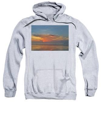 Jordan's First Sunrise Sweatshirt