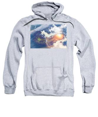 Journey To Another Dimension Sweatshirt