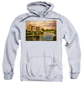 Leeds Castle Landscape Sweatshirt
