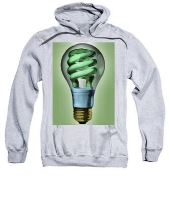 Light Bulb Sweatshirt