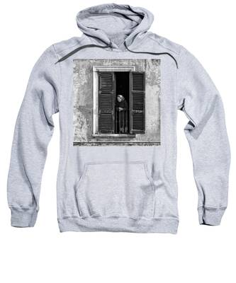 Looking Outside Sweatshirt