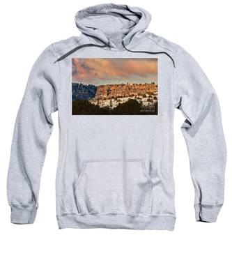 Morning Sun On The Ridge Sweatshirt