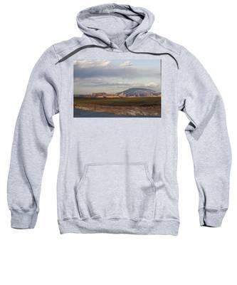 Navajo Mountain View Sweatshirt