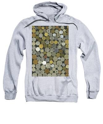 Old Coins Sweatshirt