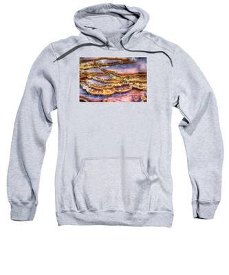 Pancakes Hot Springs Sweatshirt