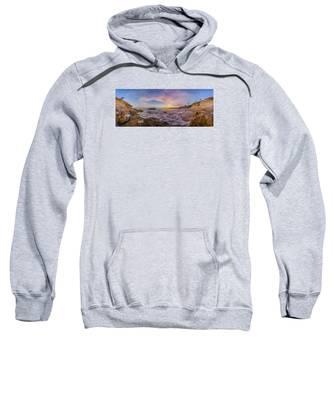 Panorama The Whole Way Round The Cove Sweatshirt