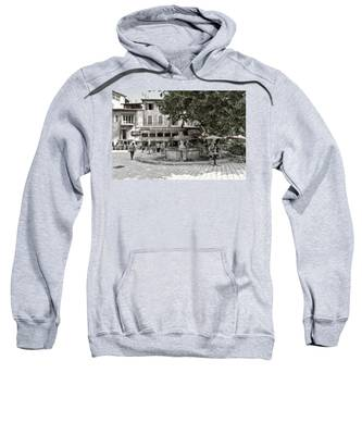 People On The Square Sweatshirt