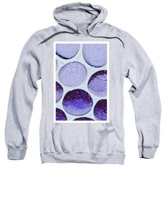 Purple Blue Sweatshirt