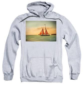 Sailing Into The Sun Sweatshirt