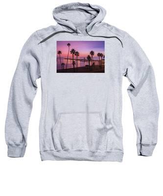San Clemente Sunset Meditation Sweatshirt