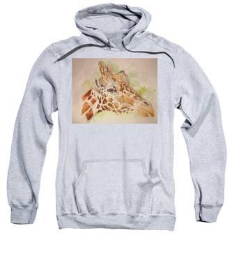 Savanna Giraffe Sweatshirt