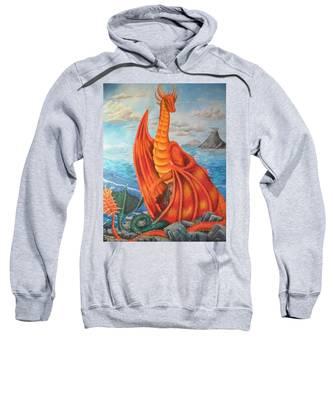 Sea Shore Pair Sweatshirt