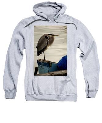 Sittin' On The Dock Of The Bay Sweatshirt