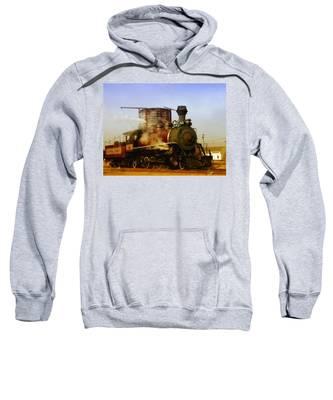 Skunk Train Sweatshirt