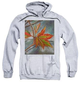 Spring Virginia Creeper Sweatshirt