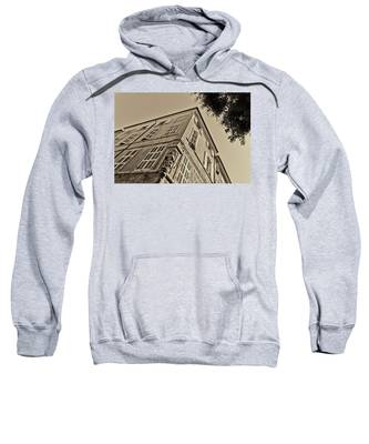 Statue In The Corner Sweatshirt