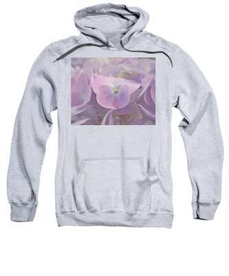 Symphony In Purple Sweatshirt