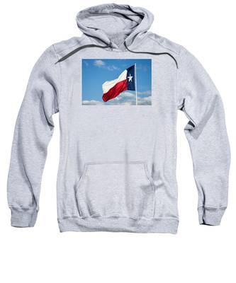 State Flag Of Texas Sweatshirt