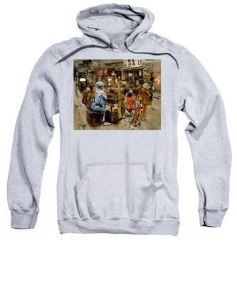 The Ameya Sweatshirt