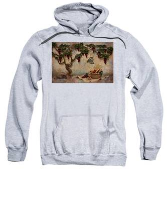 The Bread And The Vine Sweatshirt