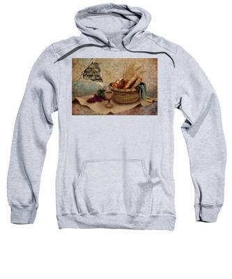 The Bread Of Life Sweatshirt
