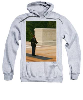 Tomb Of The Unknown Soldier Sweatshirt