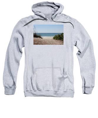 Welcome To The Beach Sweatshirt