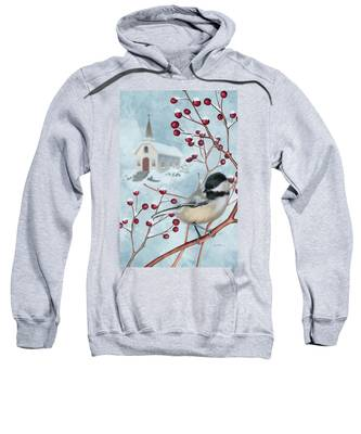 Winter Scene I Sweatshirt