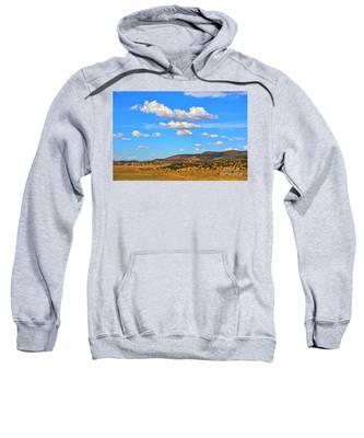 Cloudy Wyoming Sky Sweatshirt