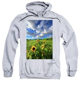 Autumn Is Near Sweatshirt
