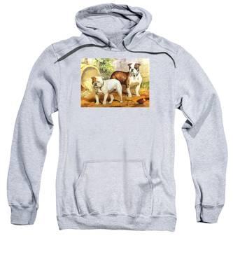 English Bulldogs Sweatshirt