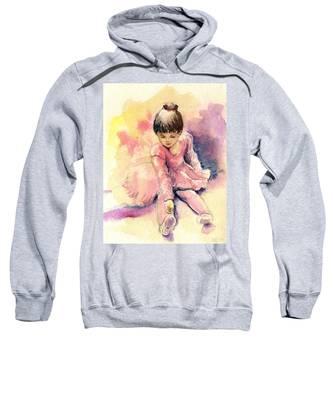 Little Ballerina Sweatshirt