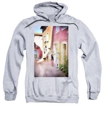 France Sweatshirt by Jill Wellington