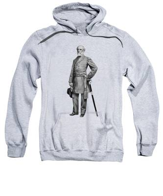 Robert E Lee Hooded Sweatshirts T-Shirts