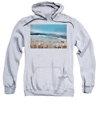 A Frosty Morning On The Palouse Sweatshirt