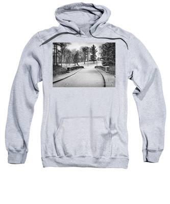 A Walk In The Snow Sweatshirt