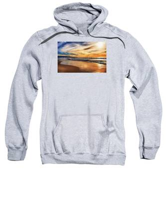Afternoon At The Beach Sweatshirt