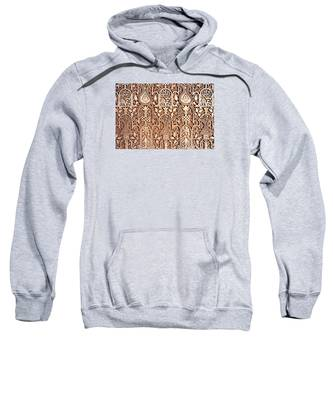Alhambra Wall Section Sweatshirt