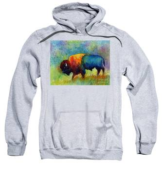 Contemporary Hooded Sweatshirts T-Shirts