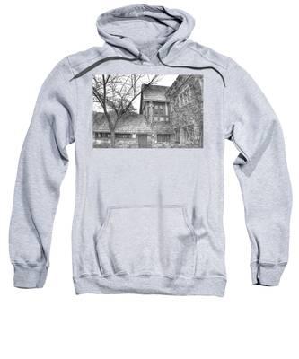 Annex At Ringwood Manor With Tree Sweatshirt