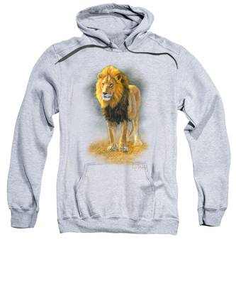 Big Cat Hooded Sweatshirts T-Shirts