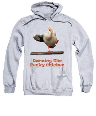 Dancing The Funky Chicken Sweatshirt