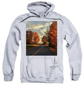 Autumn Drive Sweatshirt