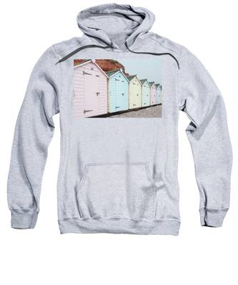 Beach Huts Vi Sweatshirt