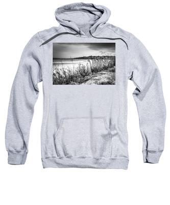 Beach In Ogunquit Sweatshirt